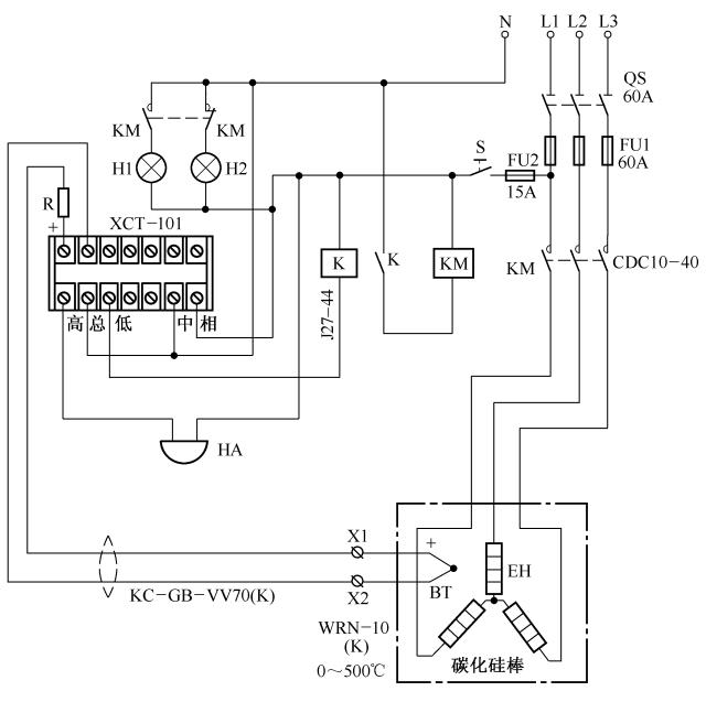 [电气分享]电气自动控制电路图实例精选,快收藏!_7