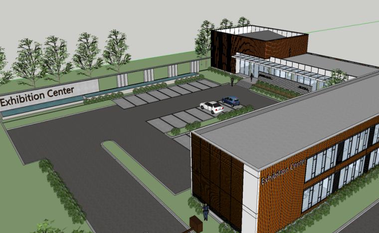 [广东]地上二层轻型门式钢结构框架临时办公楼施工组织设计(134页)