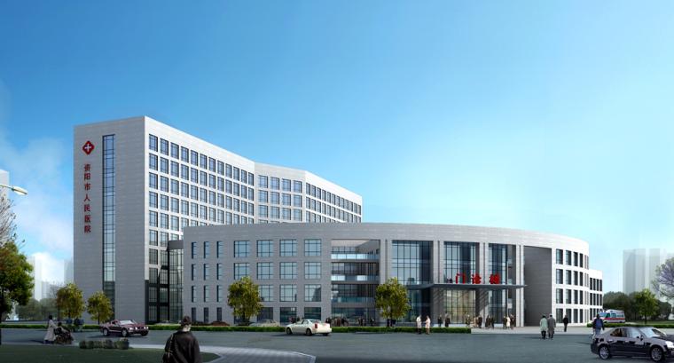 阳沱东医院建设计方案文本+CAD