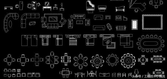 工程设计师的福音!1000万CAD图块素材,效率提高10倍!