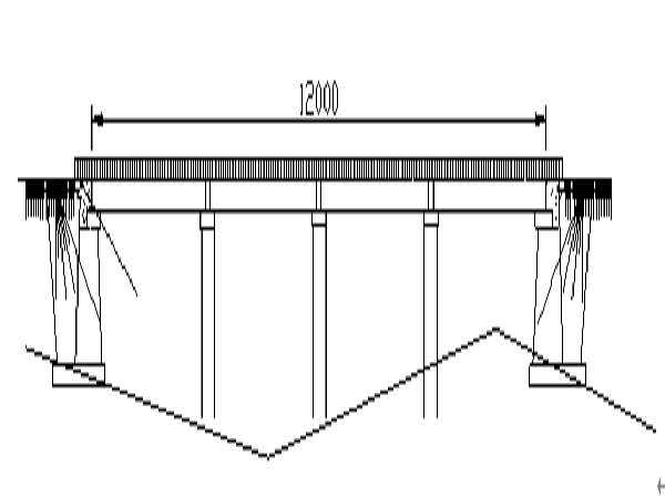 简支梁桥设计范例(本科毕业设计)