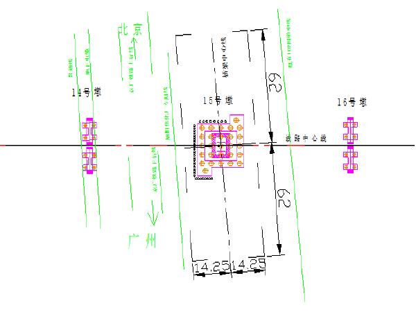 跨铁路立交桥转体施工方案(108页)
