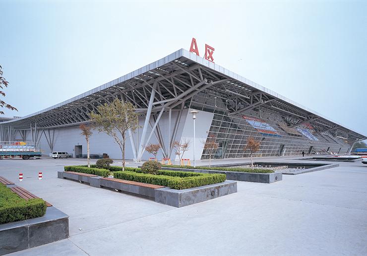 全国7大会展中心设计合集(实景图+效果图)-29
