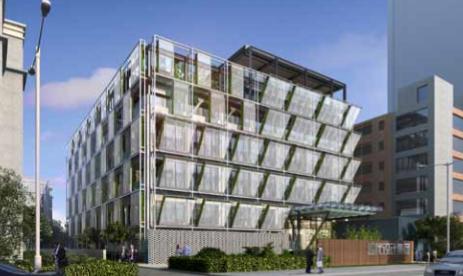 BIM技术在申都大厦改建工程应用.
