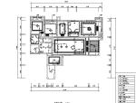单身男士公寓住宅设计施工图(附效果图)