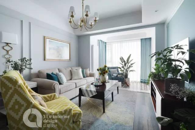 拥有绝美榻榻米卧室、治愈系厨房,可能是最清新的美式风!_16