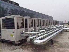 供暖系统区别:空气能热泵供暖与热水供应