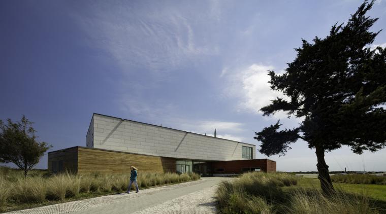 美国杜克大学海洋实验室