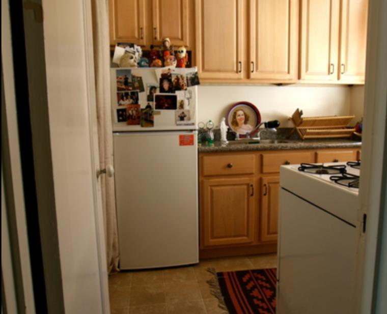 家就是最好的展台一居室室内装修设计实景图(24张)