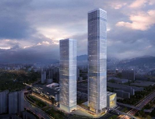 深业上城高塔巨型框架+核心筒结构动力弹塑性分析