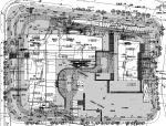 漕河泾新建办公楼暖通、给排水、结构、建筑、电气施工图