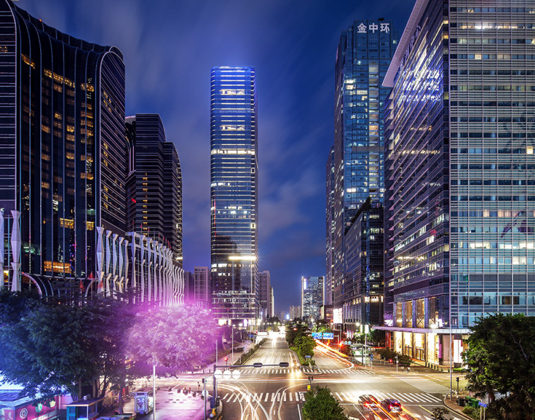 国际金融商务的皇庭大厦-10