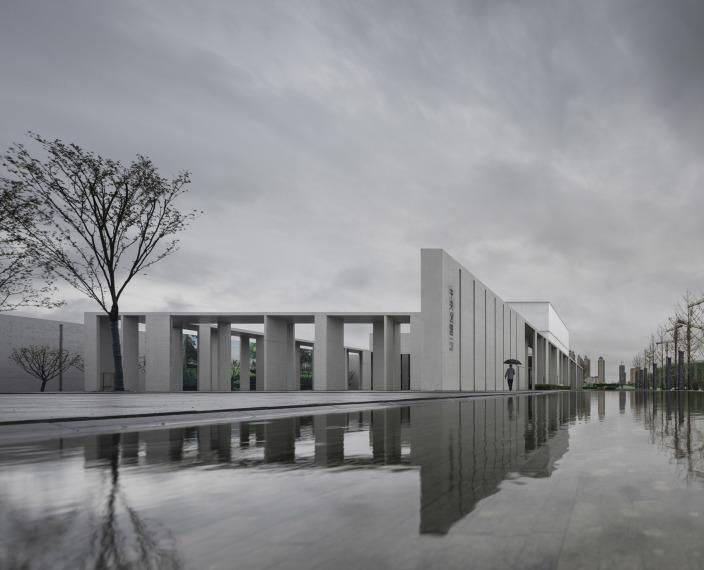合肥万科中央公园展示区及社区教育营地