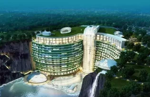 """世界上海拔最低的""""超五星酒店""""将在上海建成!"""