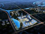 [浙江]多动能文化艺术城建筑设计方案文本(含博物馆及活动中心)