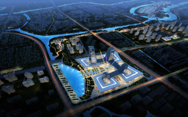 多动能文化艺术城建筑