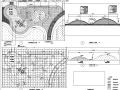 [湖南]山水洲城生态花园商住别墅景观设计全套施工图(附景观效果图)