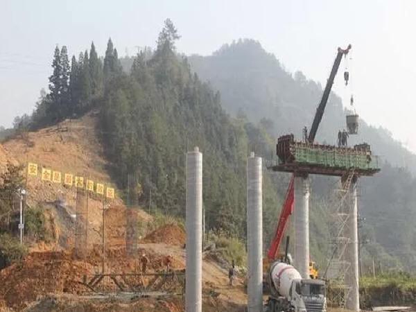 桥梁工程无支架施工技术探讨