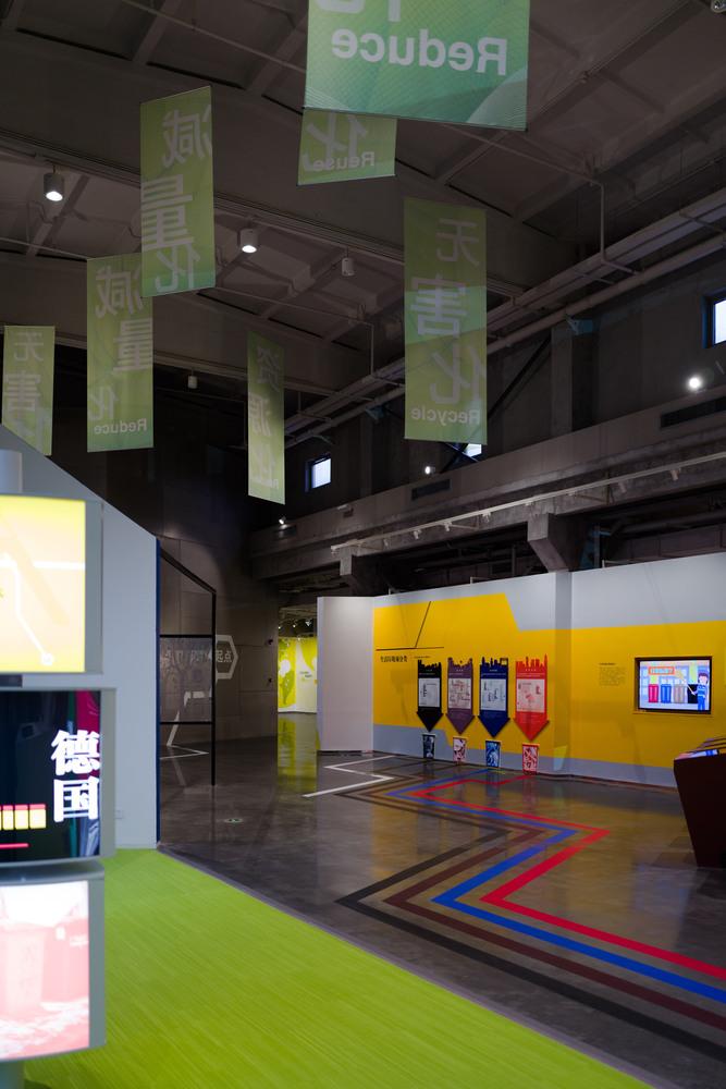 上海生活垃圾科普展示馆-11