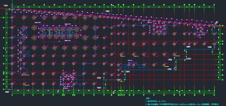 25层华润框架核心筒商业办公楼结构施工图_6