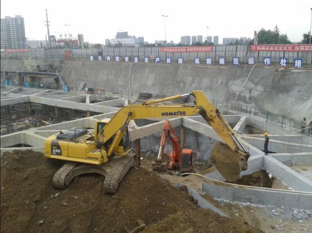 基坑土方开挖的基本原则