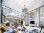 新古典欧式别墅客厅3D模型