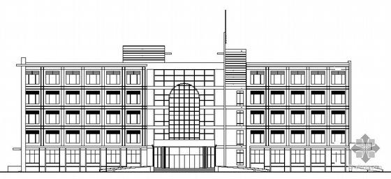 某五层专科医院建筑施工图