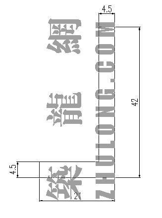 泰丰型材TFC-033