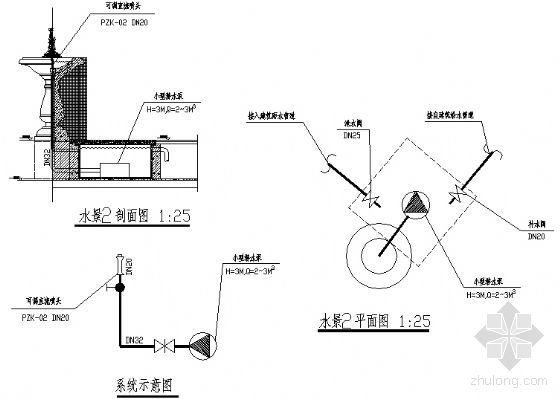 水景2施工详图
