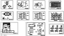 厂房施工方案图