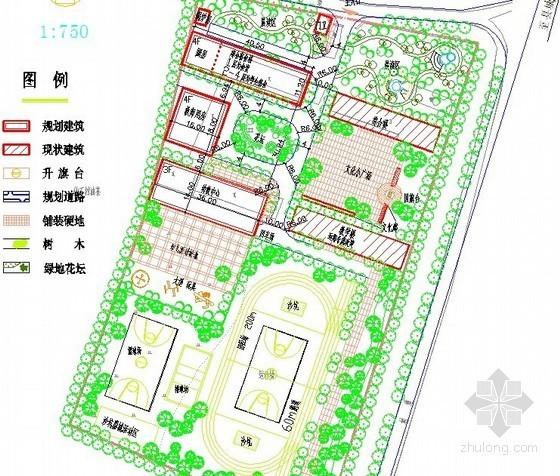 [湖南]2013年砖混结构综合楼工程量清单预算及招标文件(定额 CAD图)