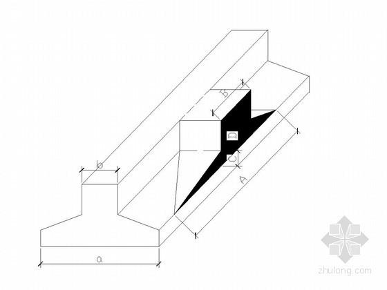全套基础工程工程量计算范例(含基础CAD简图)