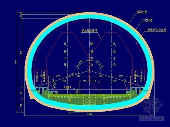 高速铁路隧道施工技术培训讲义96页(PPT 附大量施工图)