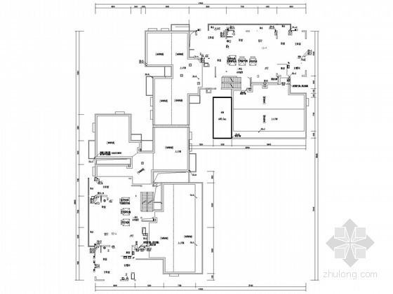 [广西]4万平高层综合楼给排水消防施工图