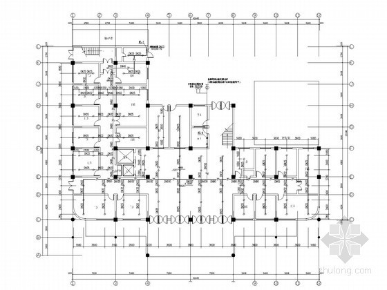 [安徽]医院大楼消防改造施工图纸