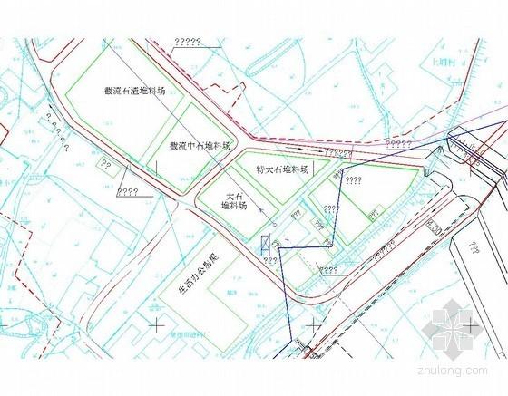 [广东]供水枢纽工程土建项目施工组织设计(导截流工程及石场)