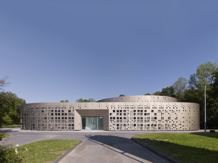 科隆市政排水工程新实验室与办公楼