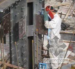 [中建QC]高位超重转换大梁模板支撑技术