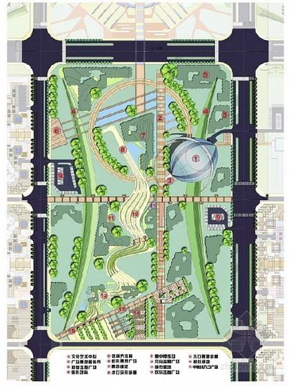 [安阳]公园景观设计方案