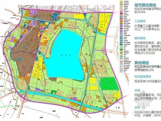 [太原]城市区域总体景观规划设计方案