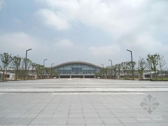 鲁班奖工程高速铁路站房工程施工组织设计256页(含雨棚工程 装修及配套工程)