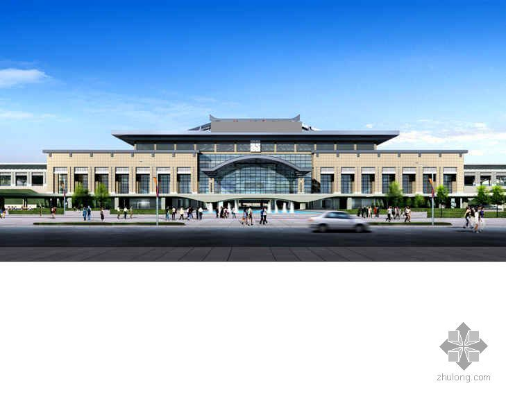 福建某站房钢结构项目安全施工组织设计