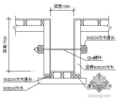 广东省某高层住宅楼施工组织设计(框剪、桩基)