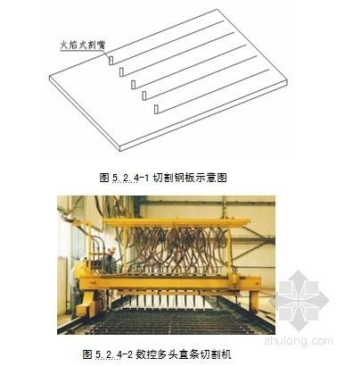 窄翼缘箱形截面钢构件加工工法