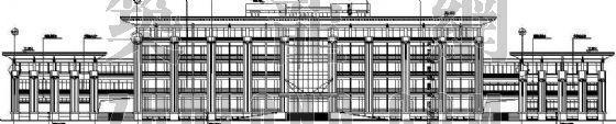 某公司办公楼建筑施工图