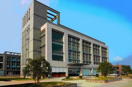 [北京]产业园展厅精装修工程量清单计价实例(含安装工程)