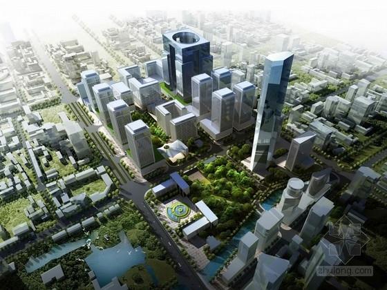 [云南]高档商业区规划及单体设计方案文本
