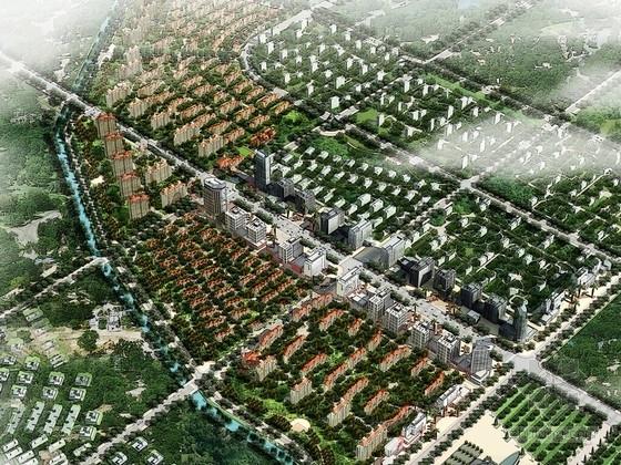 [新疆]托斯卡纳风格高档居住区规划方案文本
