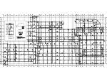 [江苏]地下一层框架结构地下室结构施工图