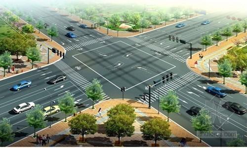 [广东]市政基础设施BT项目主 次干路市政道路工程监理规划